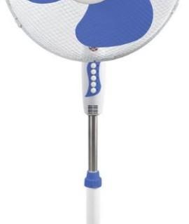 Jalaga ventilaator EHF001WB valge ja sinine