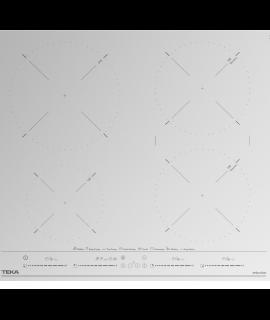 Induktsioonplaat Teka IZC 64630 MasterSense valge