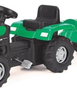 Järelkäruga traktor Buddy Toys BPT1013