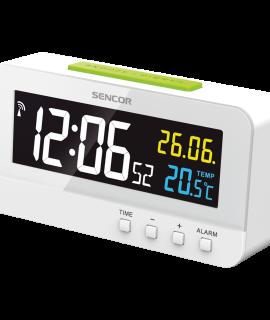 Digitaalne äratuskell Sencor SDC4800W, valge