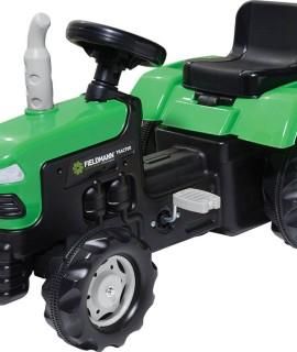 Pedaalidega traktor Buddy Toys BPT1010