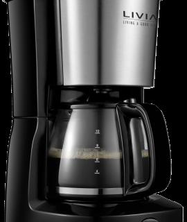 Kohvimasin Livia CM3102, must