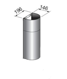 Kattetorude komplekt õhupuhastajale Greentek G50..