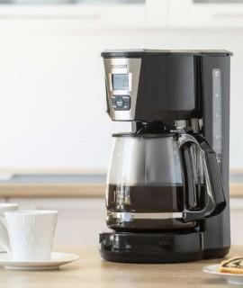 Kohvimasin taimeriga Sencor SCE5070BK