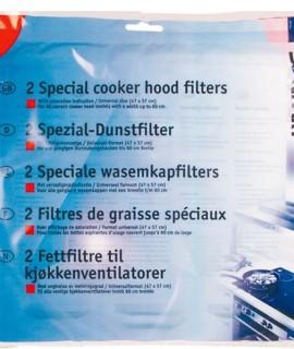 Õhupuhastaja universaalsed filtermatid 2 tk Scan..