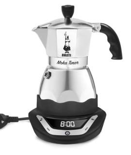 Bialetti elektriline espressokann Moka Timer 6 ta..