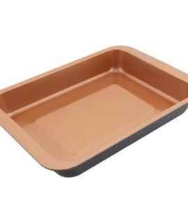 Küpsetusvorm 42x29cm Copper Lamart LT3095