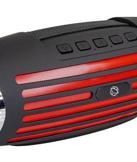 Kaasaskantav Bluetooth kõlar SPK14GORD, punane