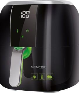 Kuumaõhu fritüür Sencor SFR5321, must