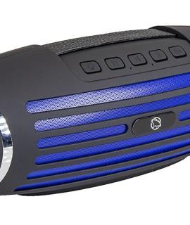 Kaasaskantav Bluetooth kõlar SPK14GOBL, sinine
